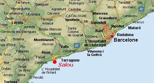Appartement Salou Costa Dorada Espagne Andorre